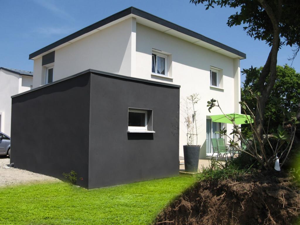 Devis construction maison houmt souk djerba bati for Maison devis